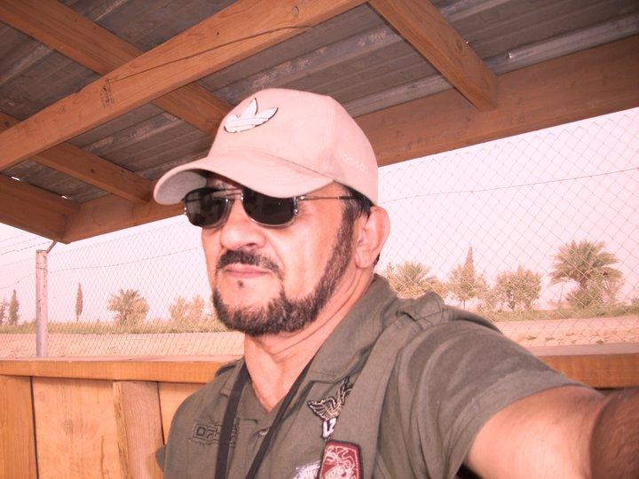 Famous Assyrian Artist, Mr.Ebi Sargis, Iraq-USA