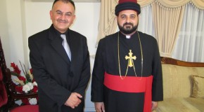Special Interview with His Grace Mar Zia Khoshaba Bishop of Baghdad