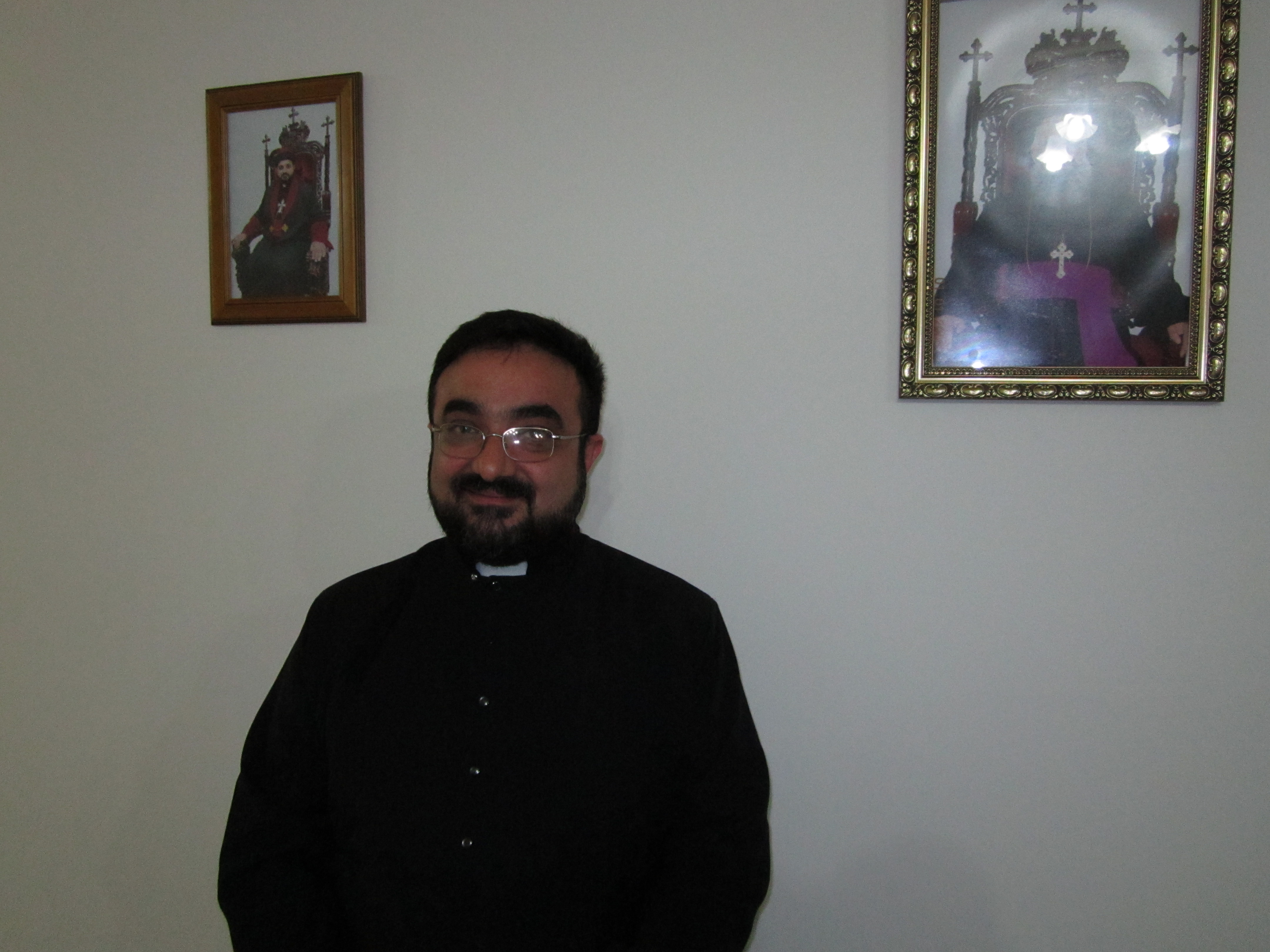Rev Yousip Nimrod Khoshaba, Mar Zia Church Sydney 3.9.2011
