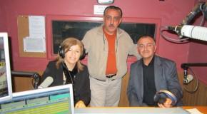 Media Debate with Sankhiro Zomaya, Mariam Khamis, Redmond Zomaya, 25.9.2011