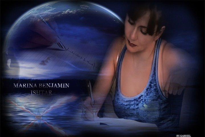 "Marina Benjamin ""Waraqa"""