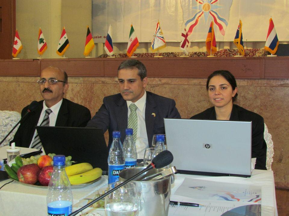 28th AUA CONGRESS IRAN 6.10.2011 NOW LISTEN TO HERMIZ SHAHEN