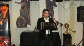 "MR NINOS AARON SYDNEY. ASSYRIANS RESPONSE TO TERRORISM "" LISTEN NOW "" 11.12.2011"
