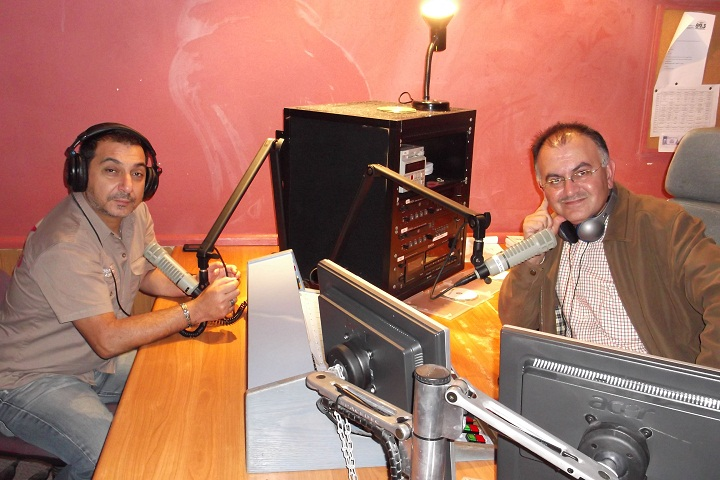 """NOW WATCH"" NOHADRA RADIO INTERVIEW WITH ASSYRIAN POET YOUSIP MINASHI, SYDNEY 2012"