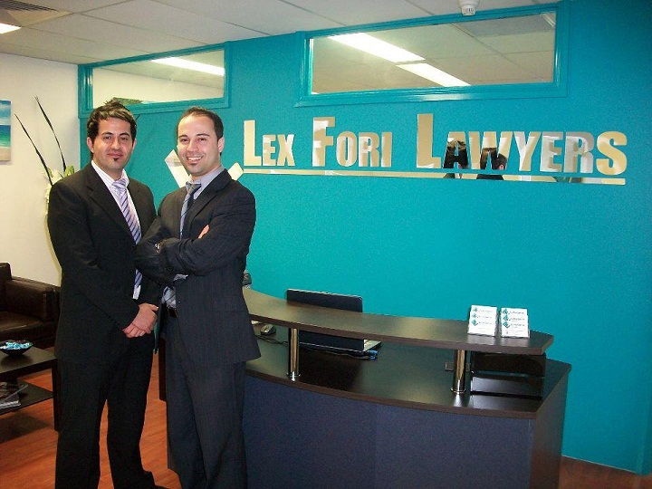 "CONGRATULATION TO OUR NOHADRA RADIO SPONSORERS ""LEX FORI LAWYERS"" FOR WINNING LOCAL BUSINESS AWARD."