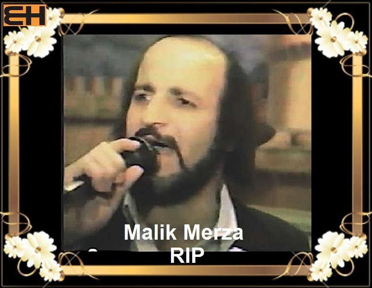 """""""SPECIAL ANNOUNCEMENT FROM NOHADRA RADIO"""" TRIBUTE TO LATE ASSYRIAN ARTIST AND SOCCER PLAYER MALIK MIRZA.USA """" R.I.P"""""""