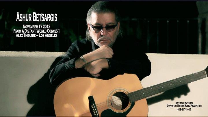 Ashur Betsargis & his team speak about his upcoming Concert on Nov 17 2012- LA (Concert's E.P.K)