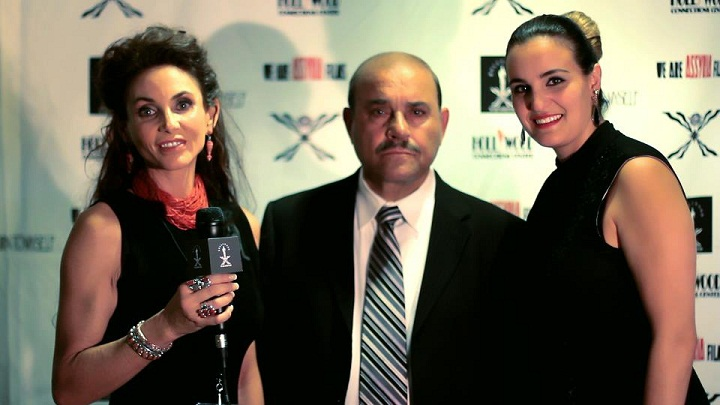 """Full"" Rabi Ninos Aho Interview with Linda Abraham in Los Angeles 2012"