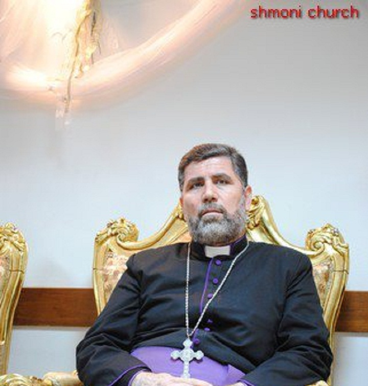 """Now Listen"" Archdeacon Timatyous Bet Qashesha Esha Sawa, Shmoni Church Dora Iraq 7.10.2012"