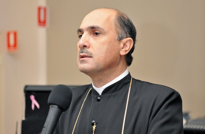 """Now Listen"" Nohadra Radio Australia, Exclusive Interview With His Beatitude Mar Meelis Zaia AM. Assyrian Curch Of The East. 2.12.2012"