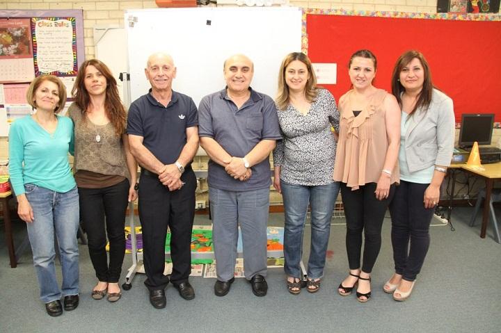 """"""" Now Listen """" Shamasha George Georges, Assyrian Nissibin School Sydney 27.1.2013"""