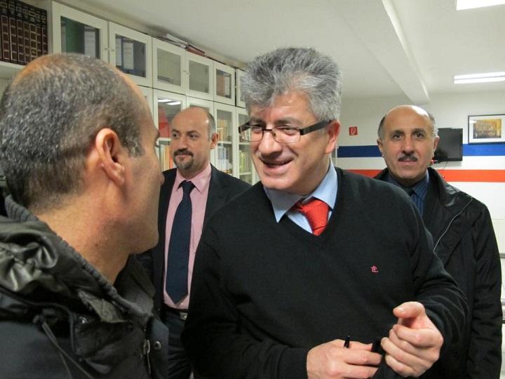 """ Now Listen "" Mr. Sait Yaldiz, Assyrian Democratic Organization, Sweden. Latest From Syria.27.1.2013"