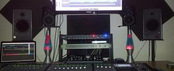 BARKHO RECORDING STUDIO, SYDNEY.