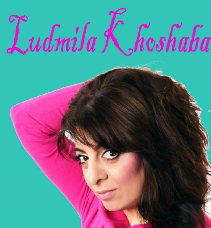 Assyrian Artist and Singer Ludmilla Khoshaba Russia. New Kaloo Song
