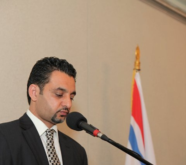 """ Now Listen "" Mr. Robert Youmaran, Arizona. Assyrian Convention 2013 San Diego USA"