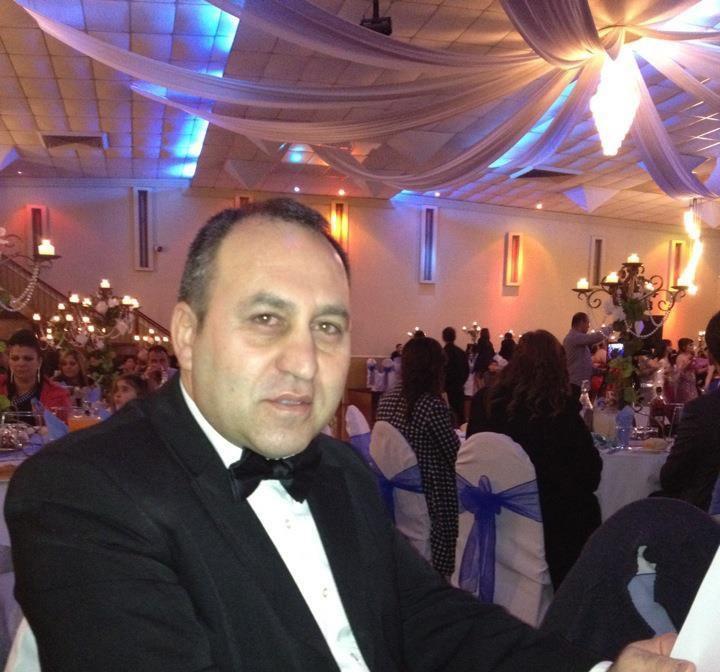 """Now Listen"" Mr Basim Rasho, Nohadra radio presenter and reporter from Melbourne. 9.2.2014"
