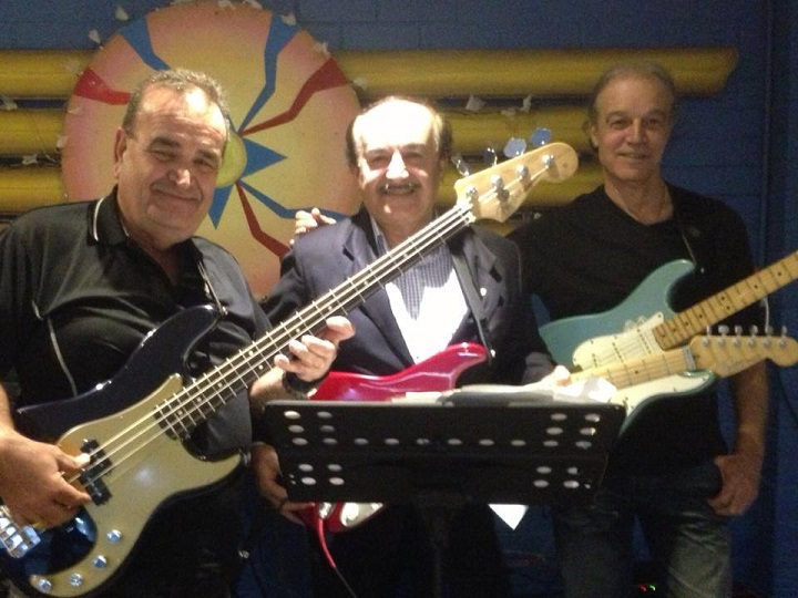 """ Now Listen "" Interview with Assyrian Legendary Guitarist From Sydney Mr Anwar Osman 11.5.2014"