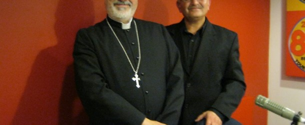 """""""NOW LISTEN"""" FACE TO FACE WITH VERY REV. ASHUR LAZAR AT NOHADRA RADIO"""