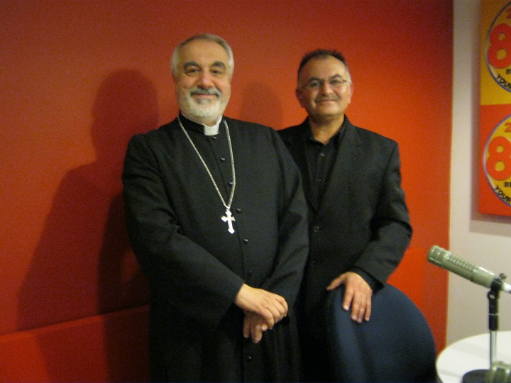 """NOW LISTEN"" FACE TO FACE WITH VERY REV. ASHUR LAZAR AT NOHADRA RADIO"