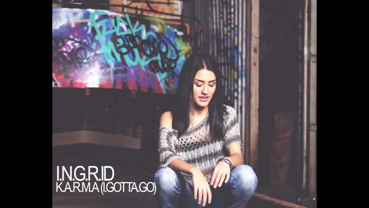 "New Assyrian Singer Sensation Ingrid From Australia "" New Clip """