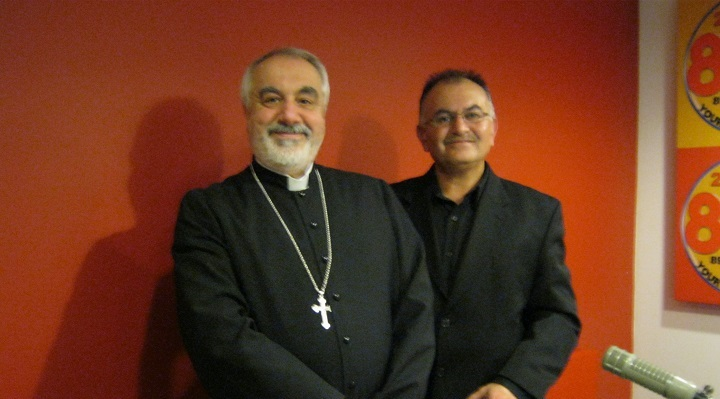 """Exclusive Nohadra Radio Australia, Interview With Very Rev Ashur Lazar Of Assyrian Church Of The East. """" Christmas Part One. 30.11.2014"""