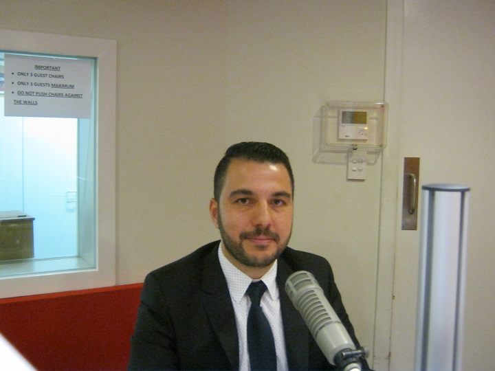 NOHADRA RADIO AUSTRALIA INTERVIEW WITH MR. SAM GANDO OF SCS FINANCE 15.2.2015