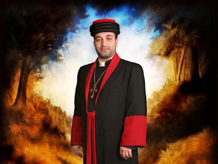 Interview With His Grace Mar Narsai Benyamin Bishop Of Iran 12.7.2015