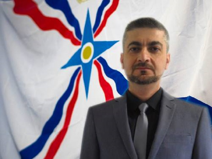 Interview With Mr. Edward Oraha Assyrian General Conference NZ 5.7.2015