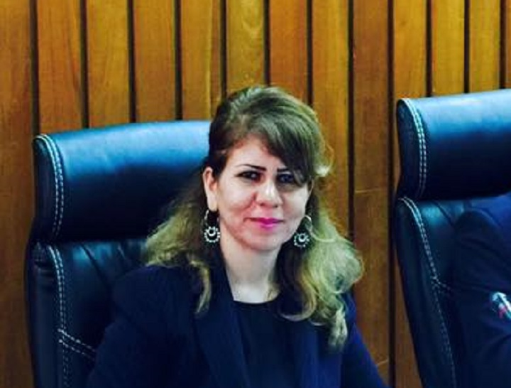 Interview With Dr. Muna Yaku Iraq. Recent Withdraw From Constitutional Committee 13.8.2015