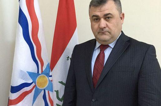 Nohadra Radio Australia. Interview with Assyrian Democratic Movement candidate , MP Imad Youkhana 28.4.2018
