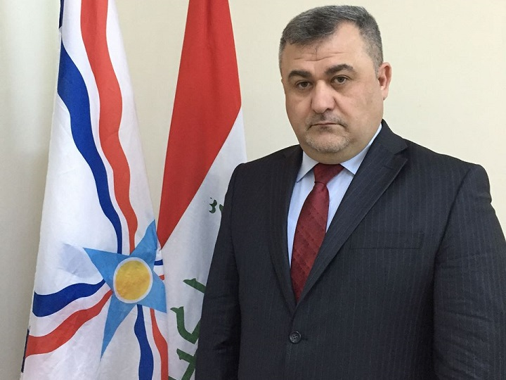 Nohadra Radio Australia. Interview with Assyrian Democratic Movement candidate , MP Imad Youkhana 28.4.2018