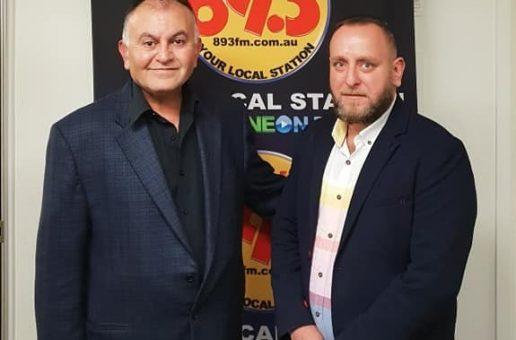 Interview With Dr. Firas Georgis Iraq.