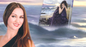 """Interview With Assyrian Poet Marina Benjamin Chicago, New Book launch """" Lady And Ocean """" April 2019"""