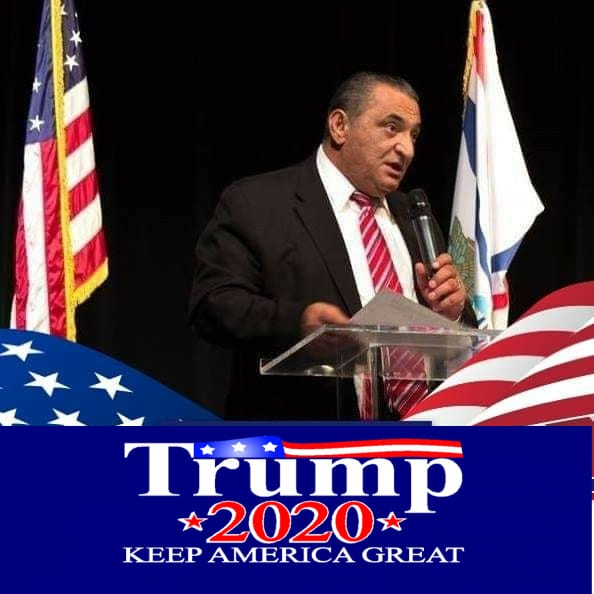 Interview with Assyrian researcher and activist Mr. Sam Issac Darmo, On American presidential election, and recent Eric Trump visit to meet with Assyrians for Donald Trump supporters camp in Arizona. 10.10.2020